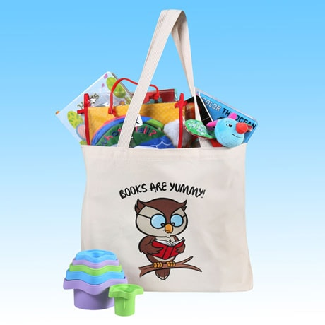 """Well-Read Kids' Packs - """"Books Are Yummy!"""" for ages 0 to 2"""
