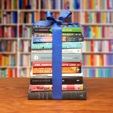 2021 Bas Bleu Book a Month: Novels - Ship Monthly