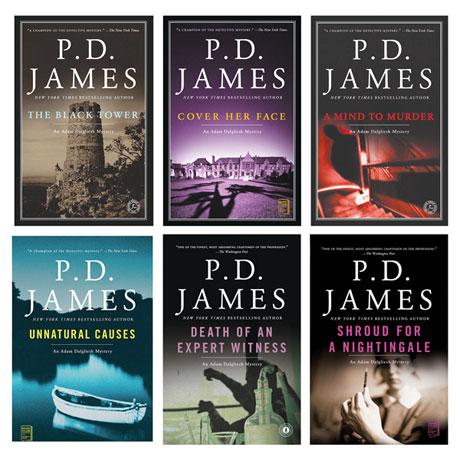 Adam Dalgliesh Novels