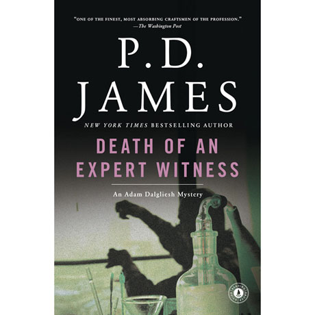 Adam Dalgliesh Novels - Death of an Expert Witness