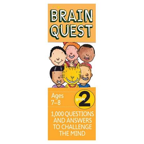 Brain Quest Decks - Second Grade
