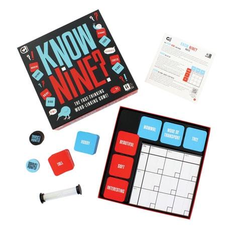 Know Nine?