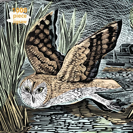 Marsh Owl Puzzle