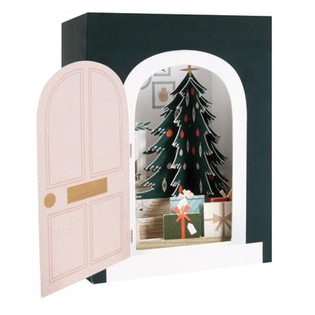 Cozy Room Pop-Up Card
