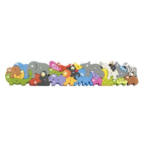 Jumbo Animal Parade Puzzle