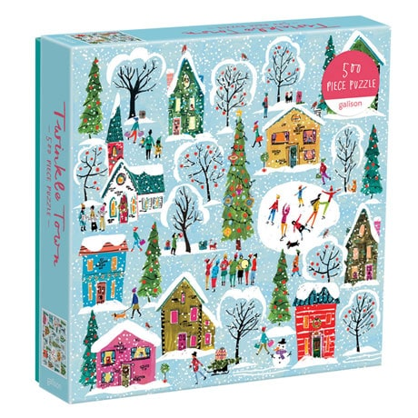Twinkle Town Puzzle