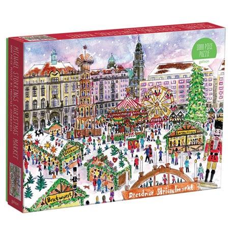 Christmas Market Puzzle
