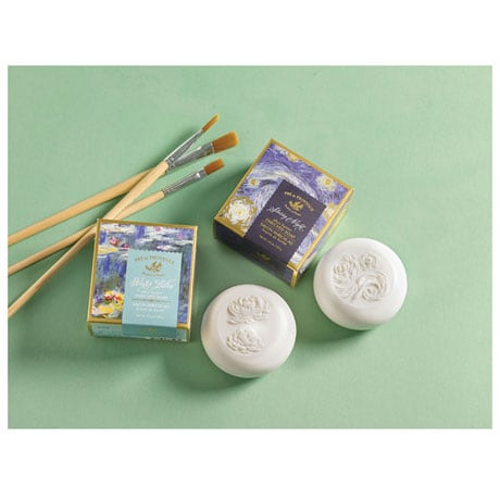 Artist Collection Soaps - Water Lilies