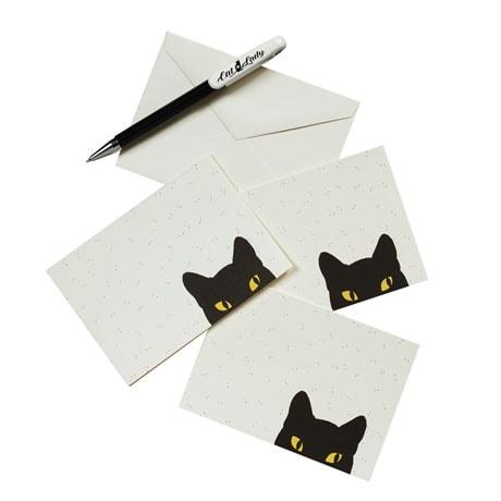 Cat Lady Writing Set