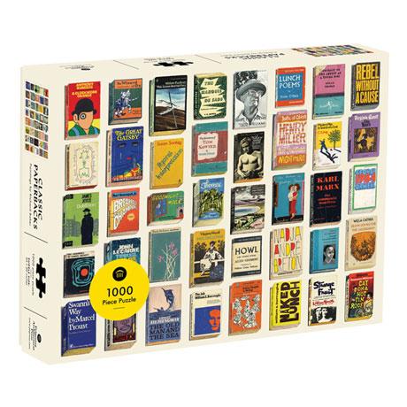 Classic Paperbacks Puzzle