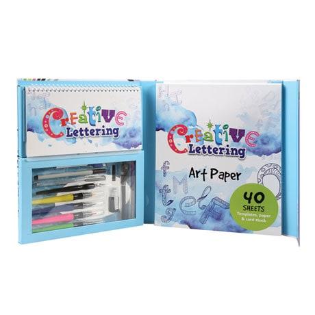 Creative Lettering Kit