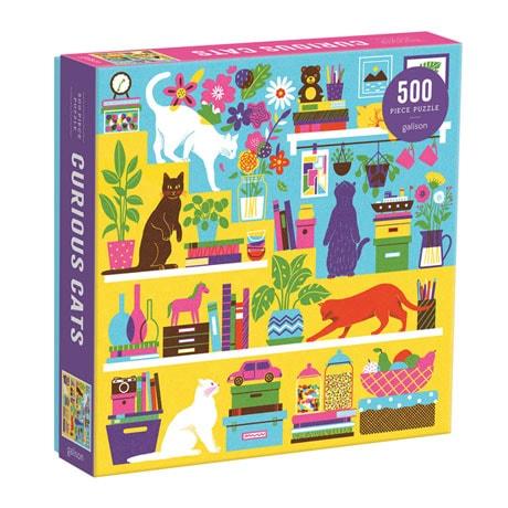 Curious Cats Puzzle