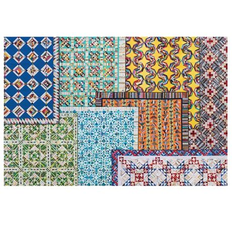 Festival of Quilts Puzzle