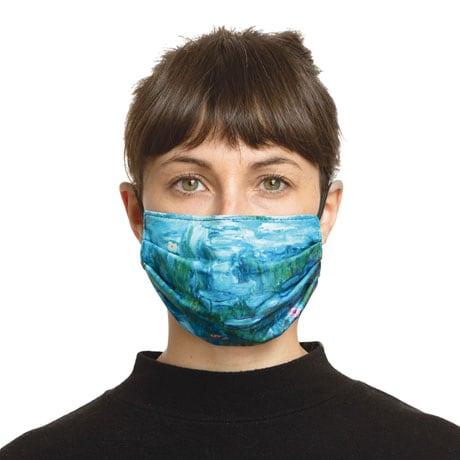 Fine Art Face Masks - Monet