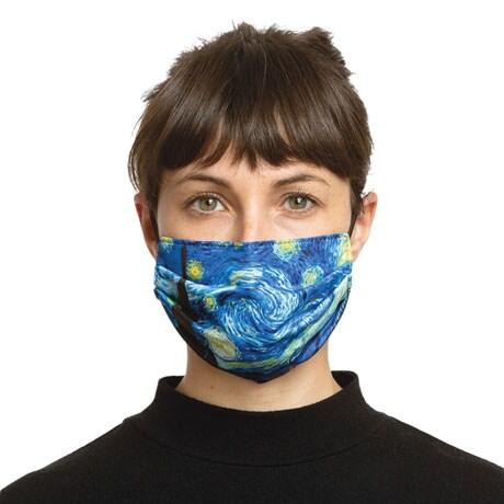 Fine Art Face Masks - Van Gogh
