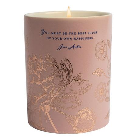 Jane Austen Candles - English Rose