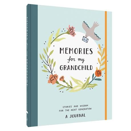 Memories for My Grandchild: A Journal