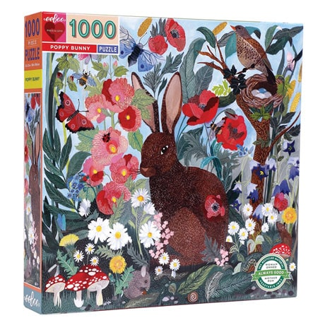 Poppy Bunny Puzzle