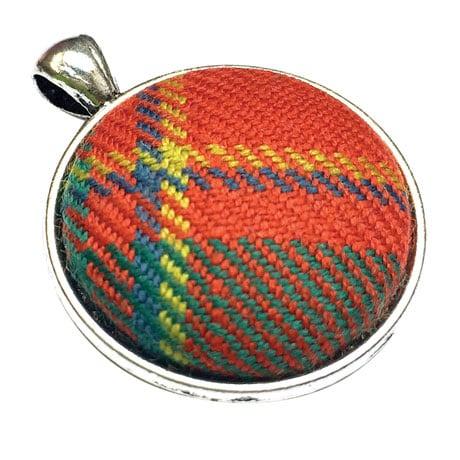 Royal Stuart Tartan Necklace