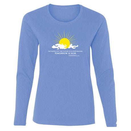 Tomorrow is Now Long Sleeve T-Shirt