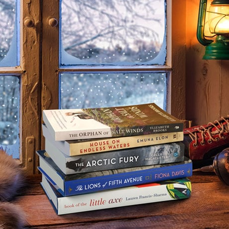 2021 Winter Reading Collection: Fiction