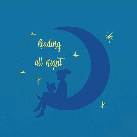 Reading All Night Nightshirt
