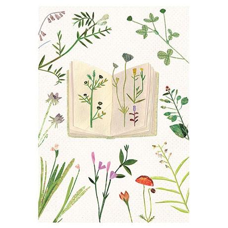 Pressed Flowers Print