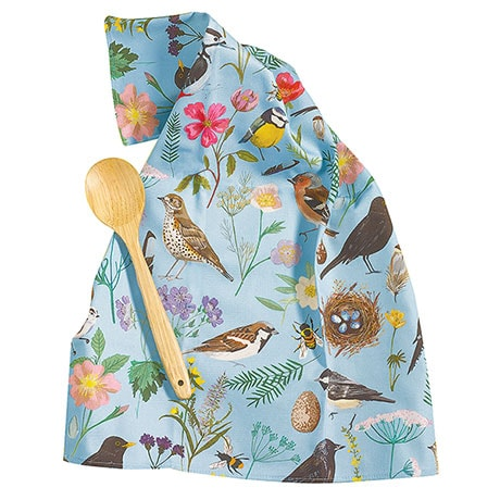 Birds Tea Towel