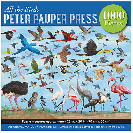 All the Birds Puzzle