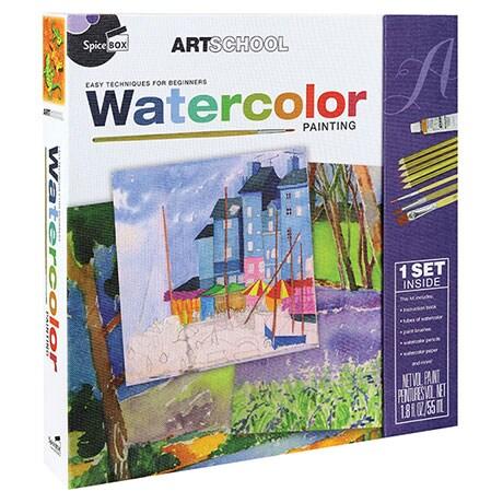 Art School Watercolor Kit