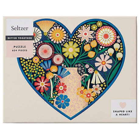 Better Together Shaped Puzzle