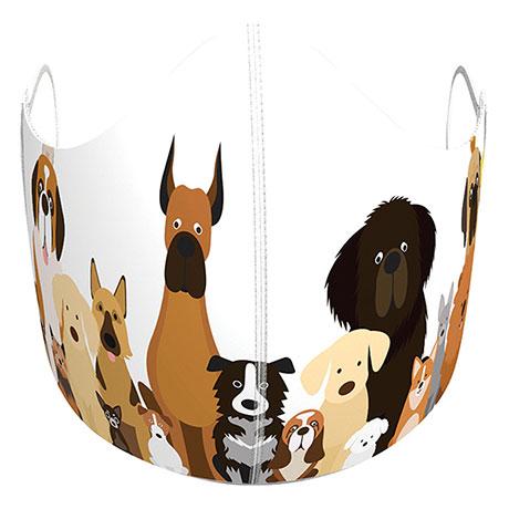 Pet Lover Face Masks - Dog