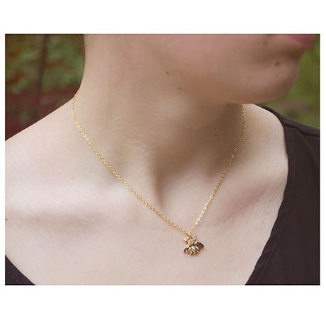 Honeybee Necklace