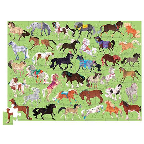 Horse Dreams Puzzle