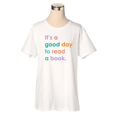 It's a Good Day to Read a Book Shirt
