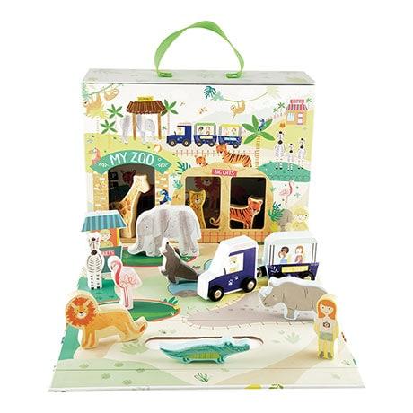 My Zoo Travel Box