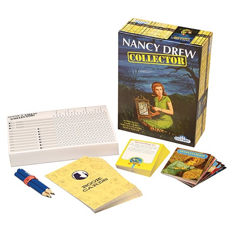 Nancy Drew Collector Game