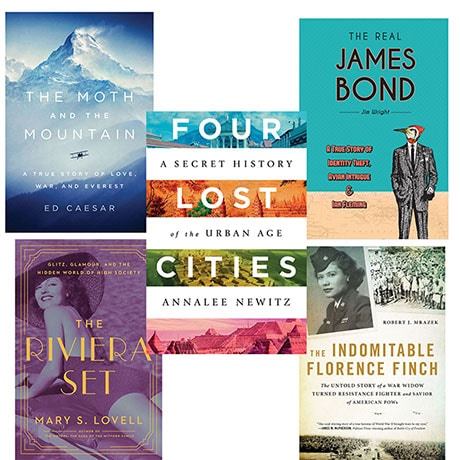 2021 Spring Reading Collection: Nonfiction
