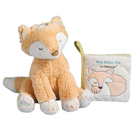 Shy Little Fox Book