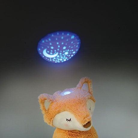 Shy Little Fox Starlight Musical Plush