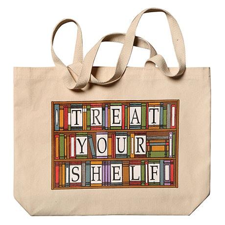 Treat Your Shelf Tote