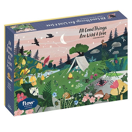 Wild and Free Puzzle