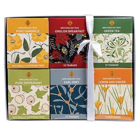 New English Teas: Essential Tea Collection
