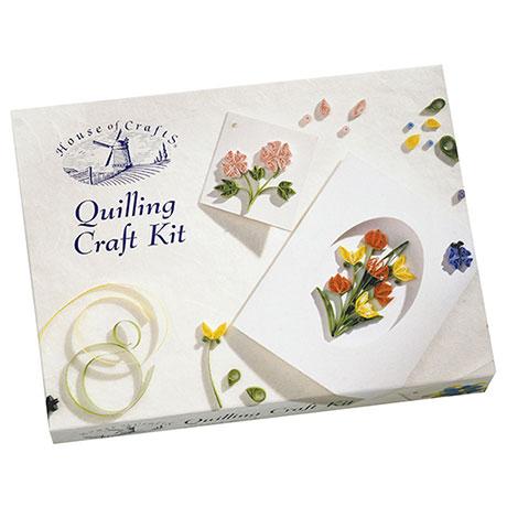 Quilling Craft Kit