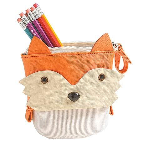 Pencil Case: Fox