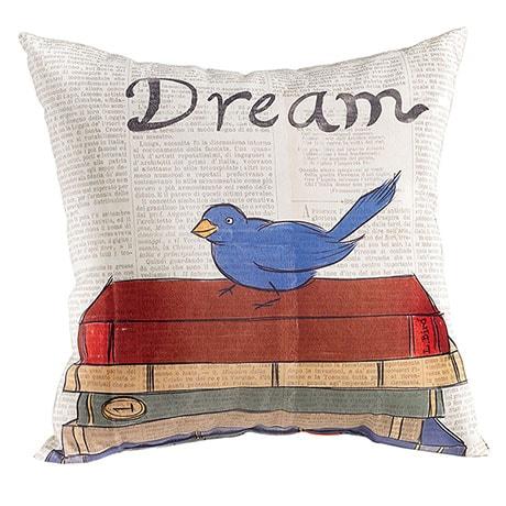 Read and Dream Indoor/Outdoor Pillow