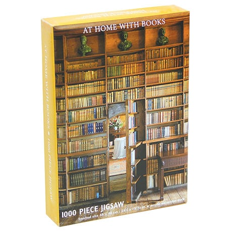 At Home with Books Puzzle