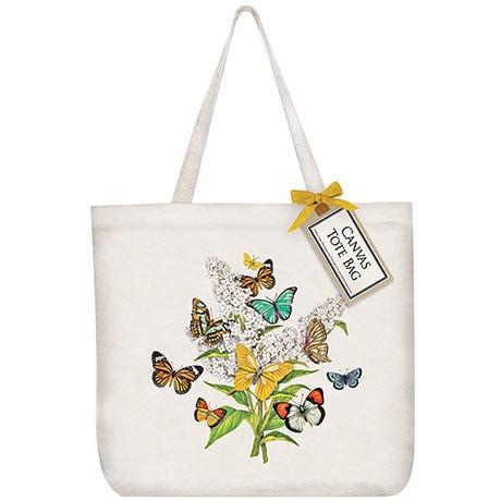 Butterfly Bush Tote