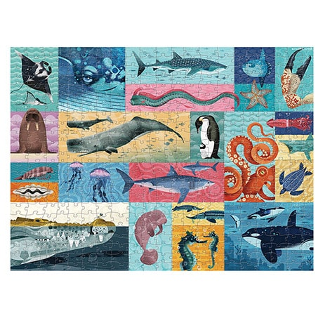 Giants of the Sea Family Puzzle