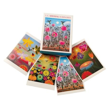 Hummingbirds Note Cards